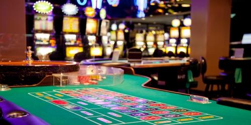 Kansas Golf and Casinos
